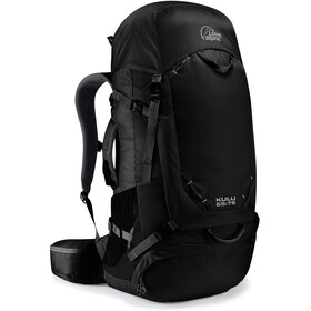 Lowe Alpine Kulu 65:75 Backpack Men grey/black